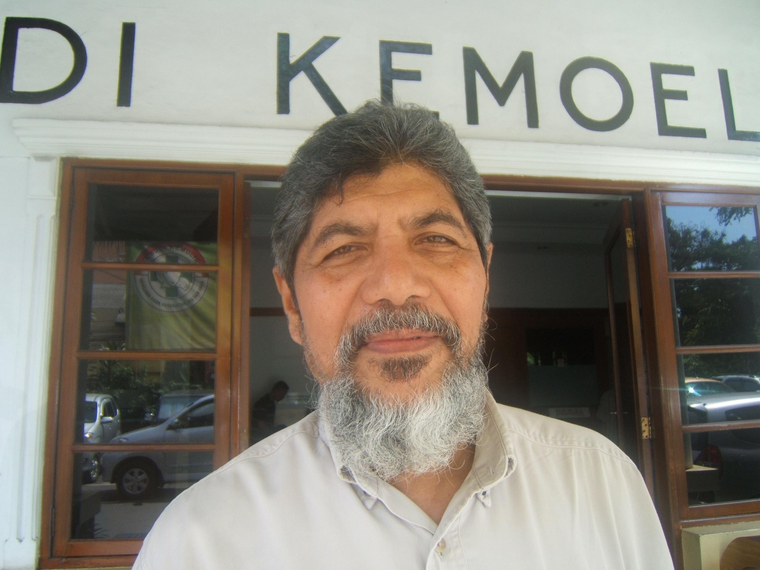 Dr. Mohammad Baharuddin has led efforts to improve services at Budi Kemuliaan Hospital.