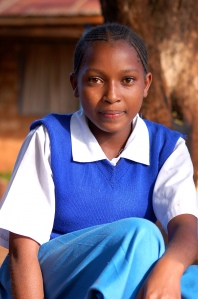 The OVC program provides financial assistance so children can attend school.