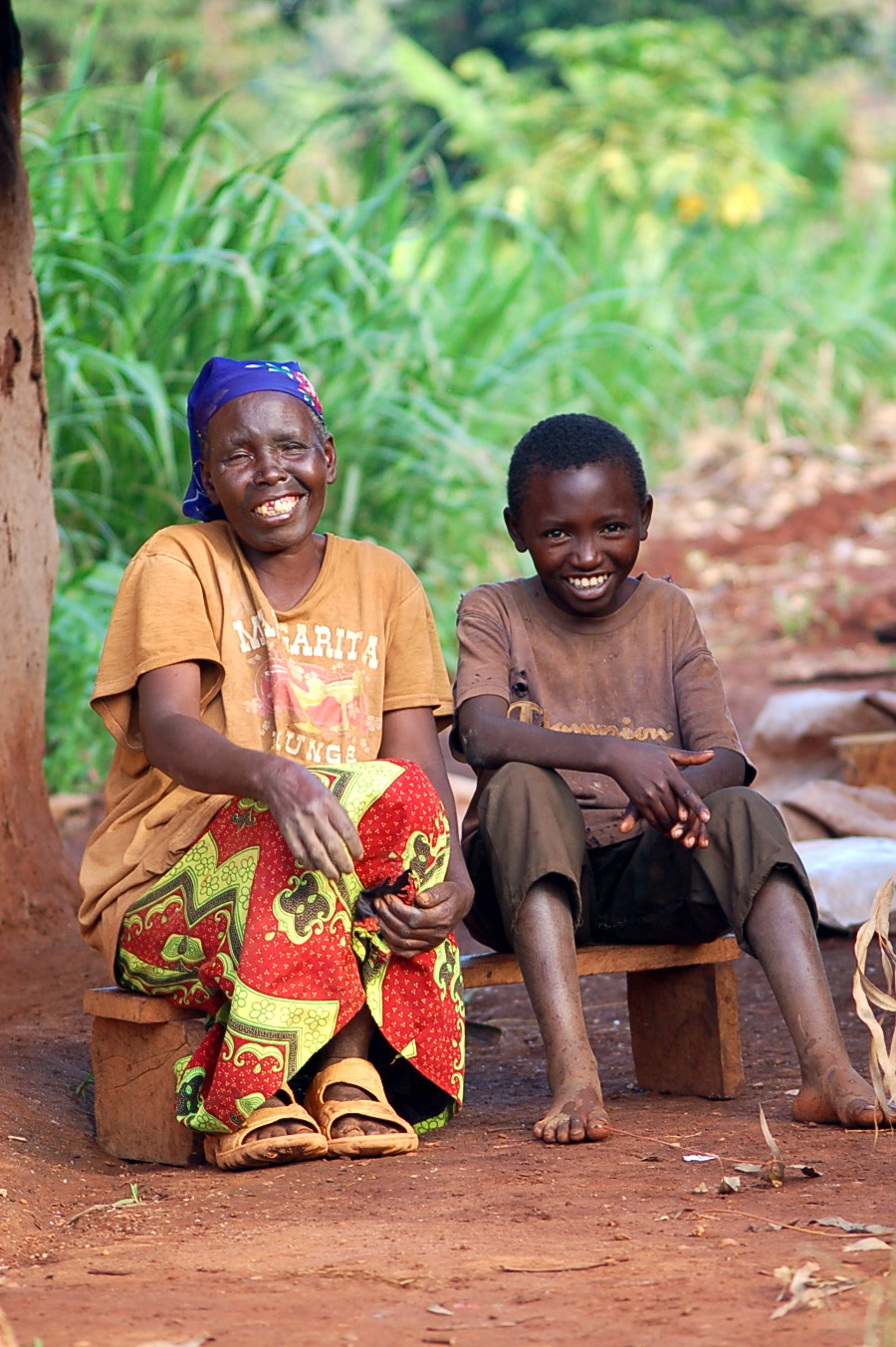 USAID-supported program helps HIV/AIDS orphans and their new families thrive.