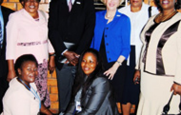 Jhpiego Supports Excellence in Nursing Award for University of Zambia Student