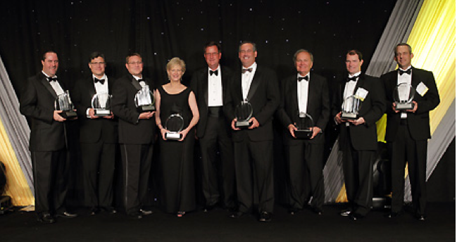 One of Eight CEOs Named 2011 Entrepreneur Of The YearMaryland Award Winners