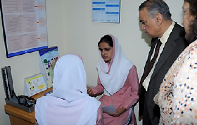 Change and Hope in Pakistan: Strengthening the Education, Careers and Lives of Nurses and Midwives