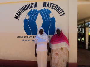 Nurse midwives at this MAISHA-supported health center have successfully persuaded more pregnant women to give birth here.