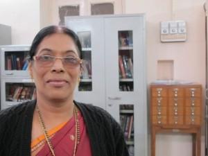 Professor Pennemma Ranadive India