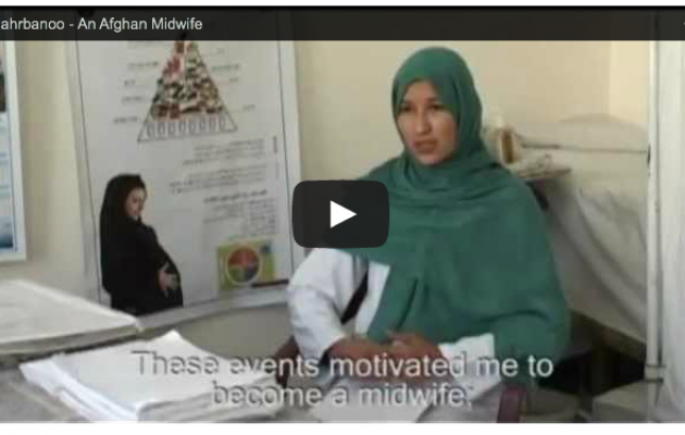 Increase in Skilled Midwives in Afghanistan Leads to More Women Surviving Childbirth