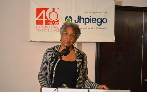 Sharon Cromer, USAID Tanzania Mission Director