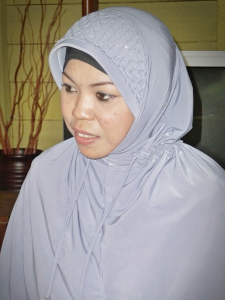 Indonesian Midwife