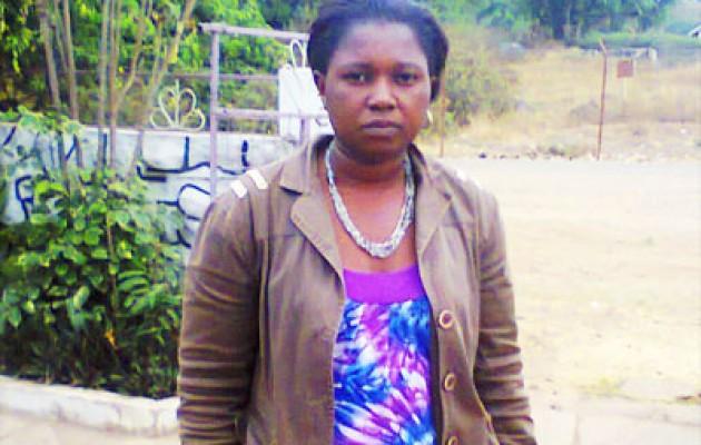Community Health Worker Regina Mutunga exemplifies dedication to her clients.