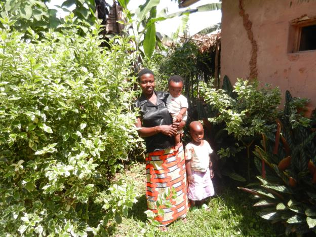 Epiphanie Nyirankurikiyimana received a lifesaving drug through MCHIP's global efforts to prevent postpartum hemorrhage.