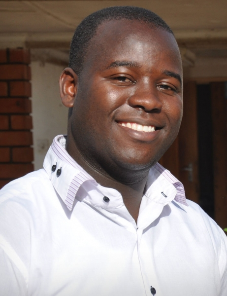 Clinical Officer Aloysius Mulenga Kakungu is among the health care providers whose clincal skills and confidence have been strengthened through MCHIP.