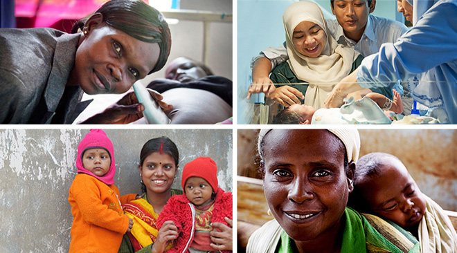 Jhpiego Awarded U.S. Government's Largest Project to Save Vulnerable Women and Children