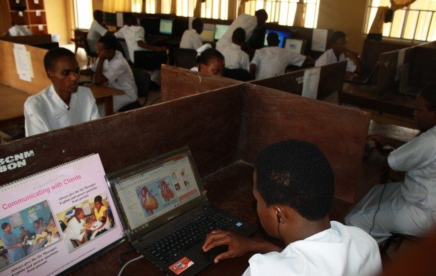 A new eLibrary serving two nursing colleges in Bauchi and Sokoto states has given students up-to-date materials to further their studies.