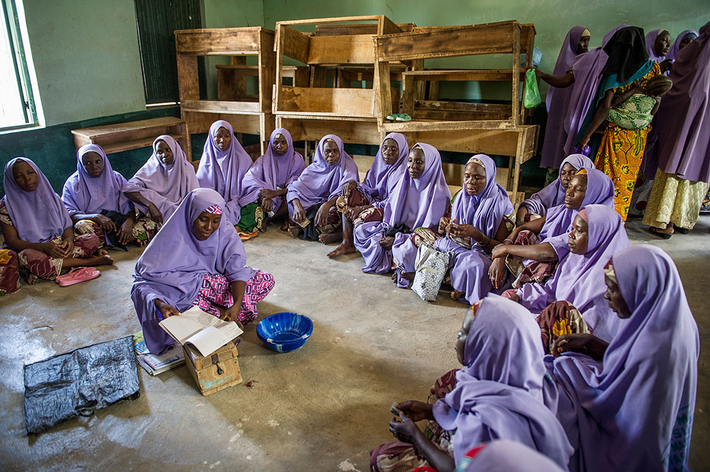 More than 5,000 Nigerian women have participated in this MCHIP-initiated program.