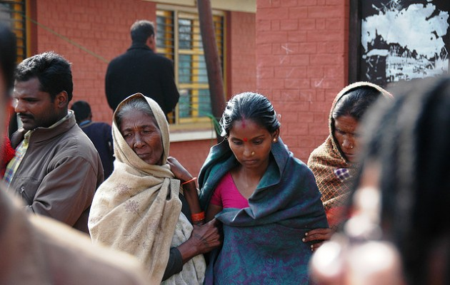The government of Nepal is leading an effort to provide health workers with guidelines on dealing with gender-based violence so more women will report incidents and seek care.