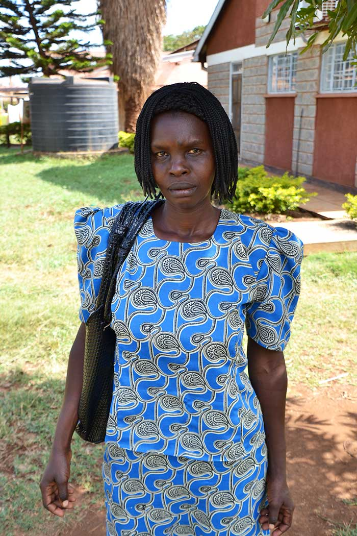 As Fascoline Wanjiku knows, hypertension impacts individuals and families.
