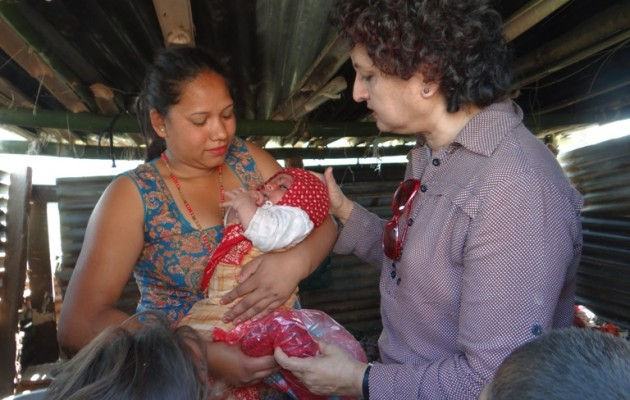 Pregnant women, mothers and newborns remain vulnerable in the aftermath of back-to-back earthquakes. Dr. Kusum Thapa visits a family in a Nepal village that suffered significant damage.