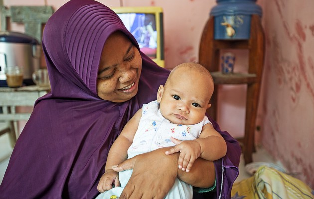 Jhpiego in Indonesia