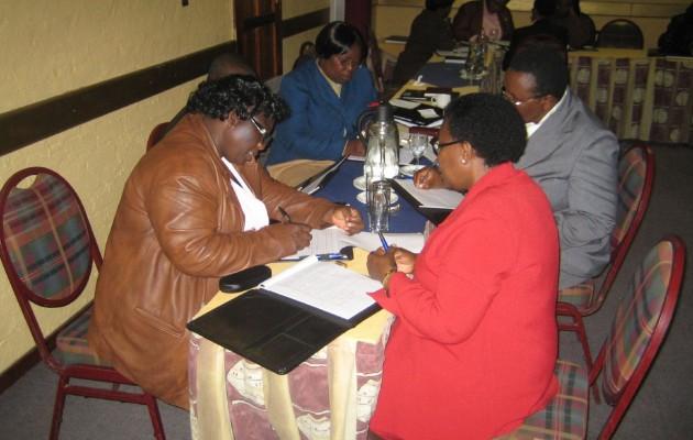 Jhpiego in Botswana