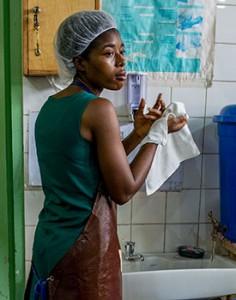 Infection Prevention handwashing