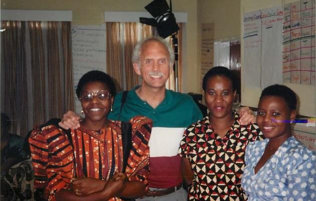 Jhpiego in Zimbabwe