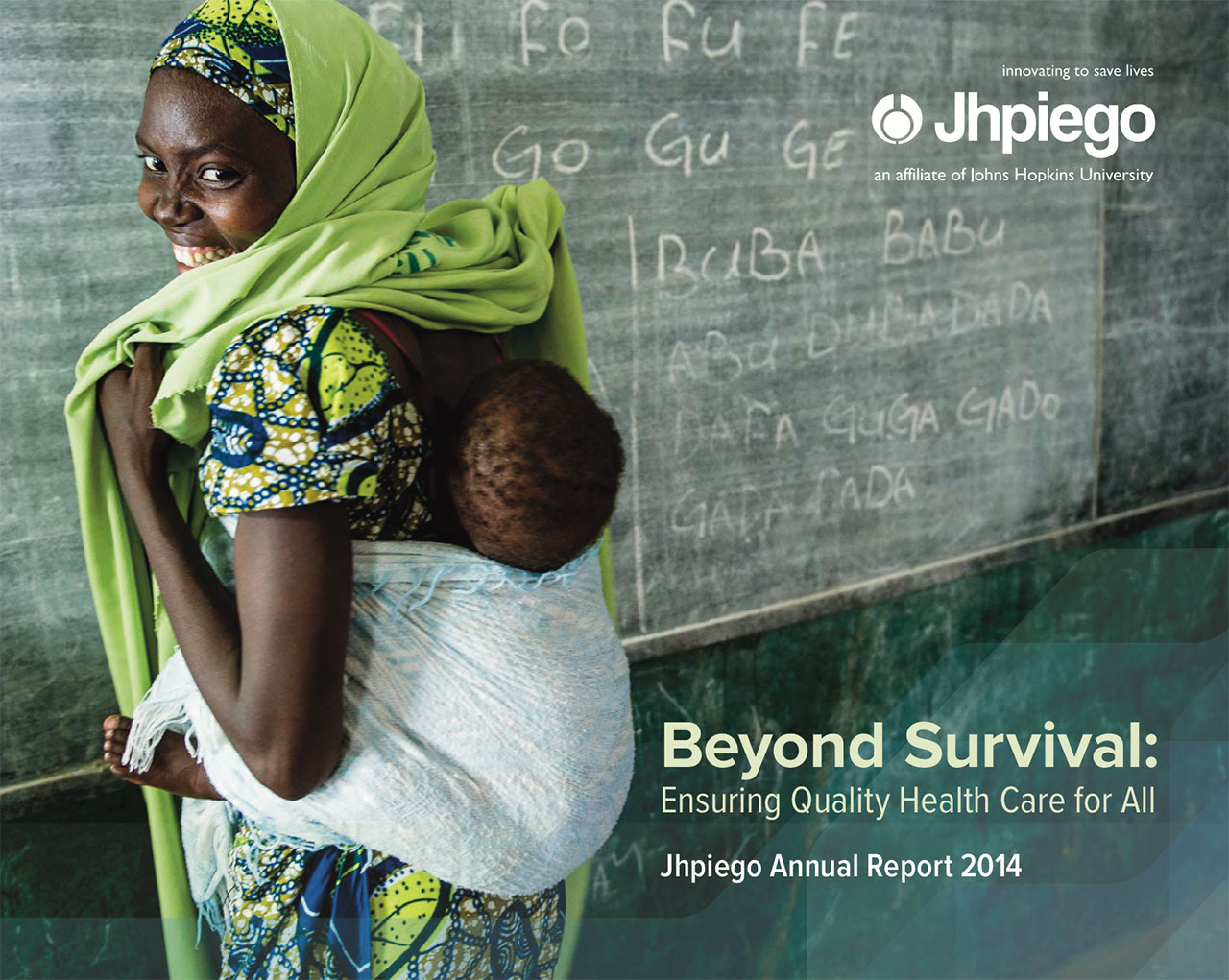 Jhpiego Annual Report 2014