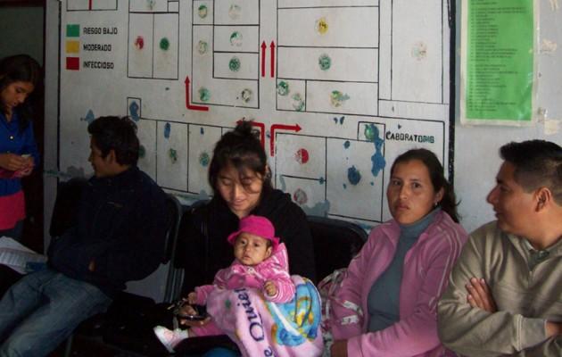 Jhpiego in Bolivia