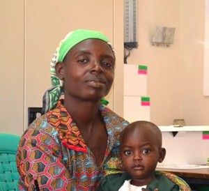 Dilore was on antiretroviral therapy through SSDI-Services, which is led by Jhpiego.