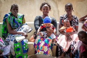 Tupange supports integrating family planning with maternal and child health services.