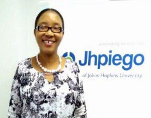 Gracious Dipthalong, health provider