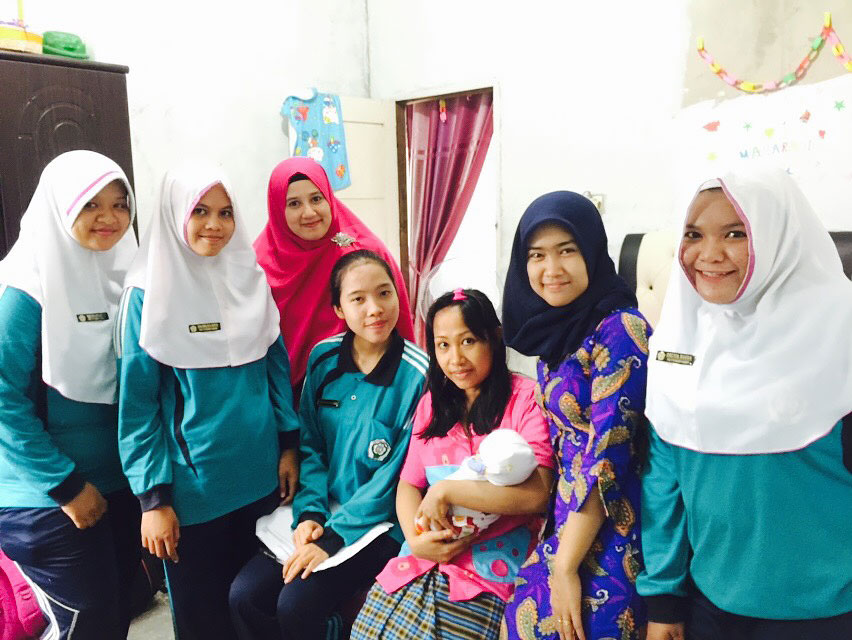 Indonesian Midwives