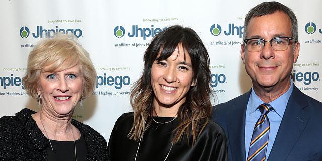 Leslie Mancuso, Michele Brennan, Kent Alterman
