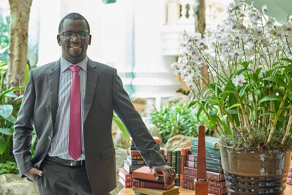 Moses Kitheka