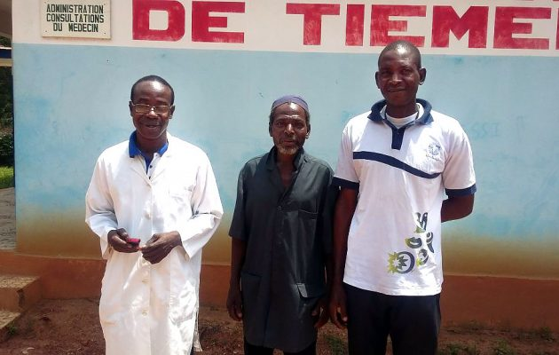 A new approach to supporting people living with chronic diseases has helped farmer Kassim Kone manage his HIV/TB.