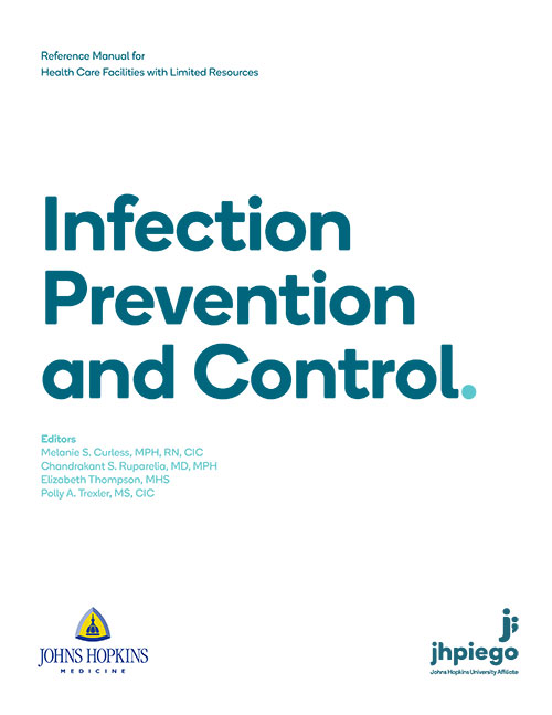 Infection Prevention and Control: Reference Manual for Health Care Facilities with Limited Resources