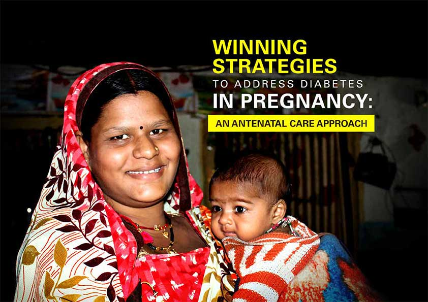Winning Strategies to Address Diabetes in Pregnancy:  An Antenatal Care Approach