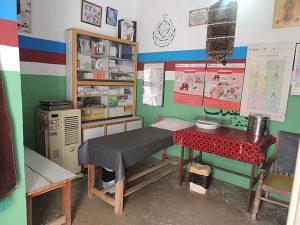 Dhanak (Rainbow) Healthcare Centre