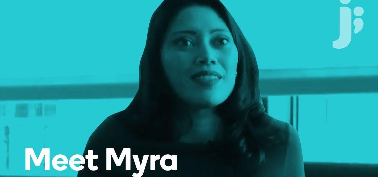 Meet Myra
