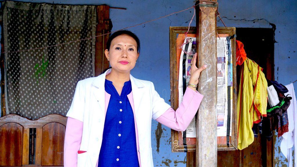 Nurse Maibam Ranita Devi