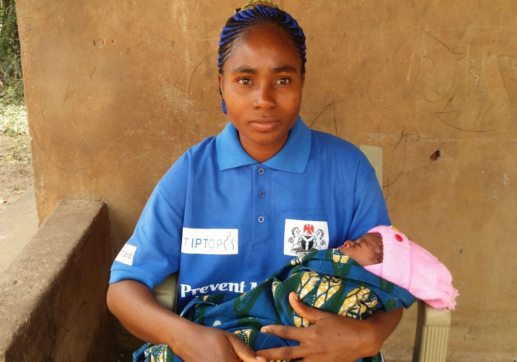 Onwe Ujunwa, TIPTOP Malaria Officer