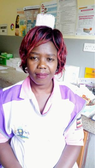 Nurse Beth Wamai is a champion of family planning.