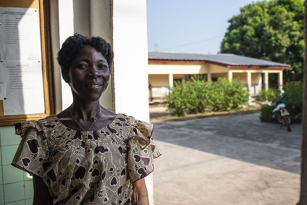 Amoin Agnès Akou