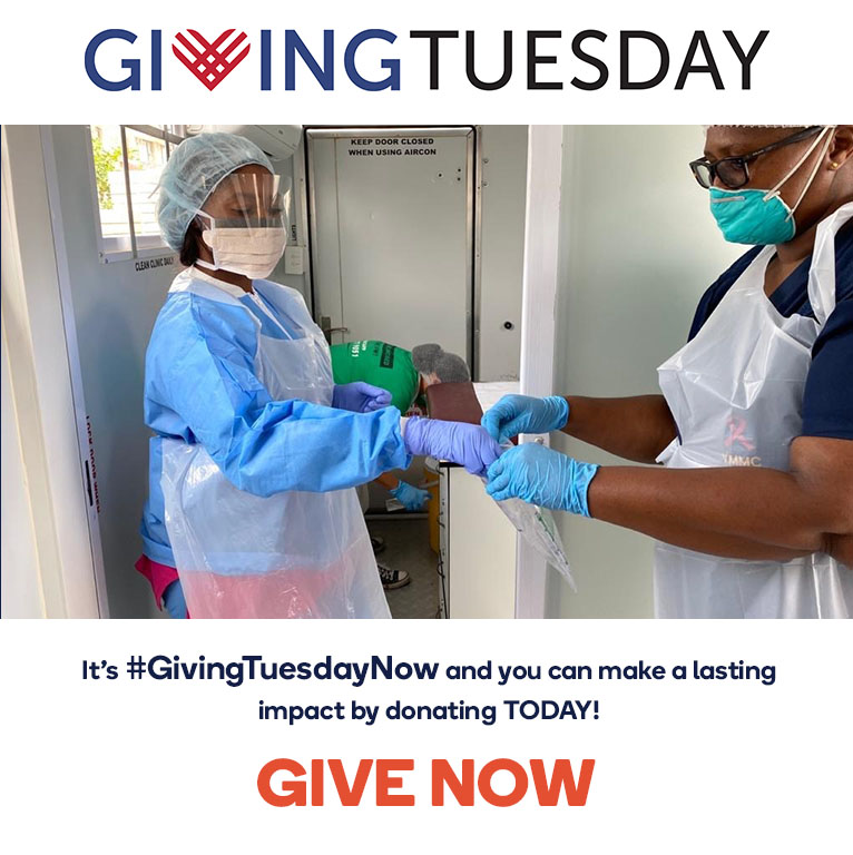 It is #GivingTuesdayNow and you can make a lasting impact by donating TODAY! Be part of the movement to meet the unprecedented need caused by COVID-19 around the world.