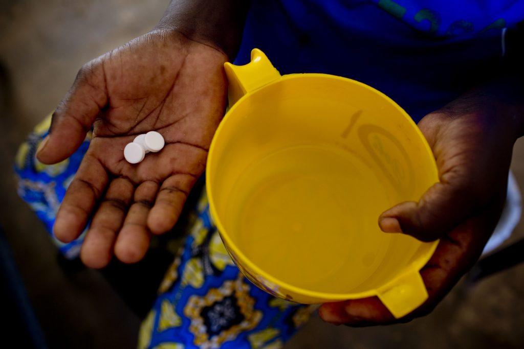 malaria pills
