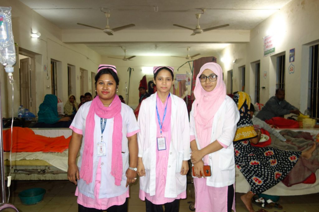 Midwives at UHC