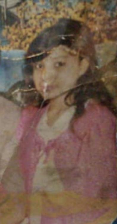 photo of Samia's childhood